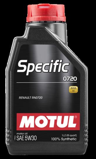 Motul 102208 specific 0720 5w30 1l