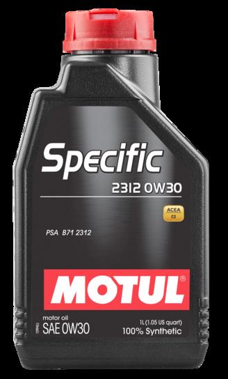 Motul 105752 specific 2312 0w30 1l